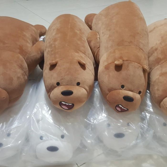 Foto Produk Boneka We Bare Bear Miniso Super Lembut dan Halus dari Jann's Corner