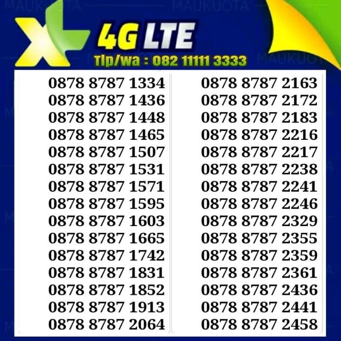 Jual nomor xl cantik - Jakarta Pusat - NomorCantik