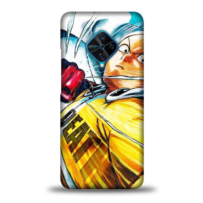 Jual Hardcase Vivo S1 Pro Saitama One Punch Man Anime Z7139 Kota Semarang Infinity Case Store Tokopedia