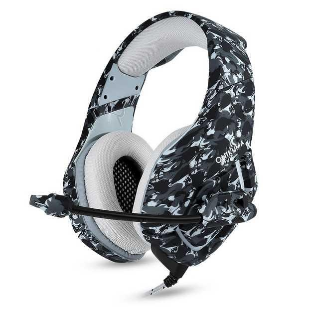 Foto Produk Murah - ONIKUMA Gaming Headset Super Bass - Lapakstore dari Lapakstore[dot]net