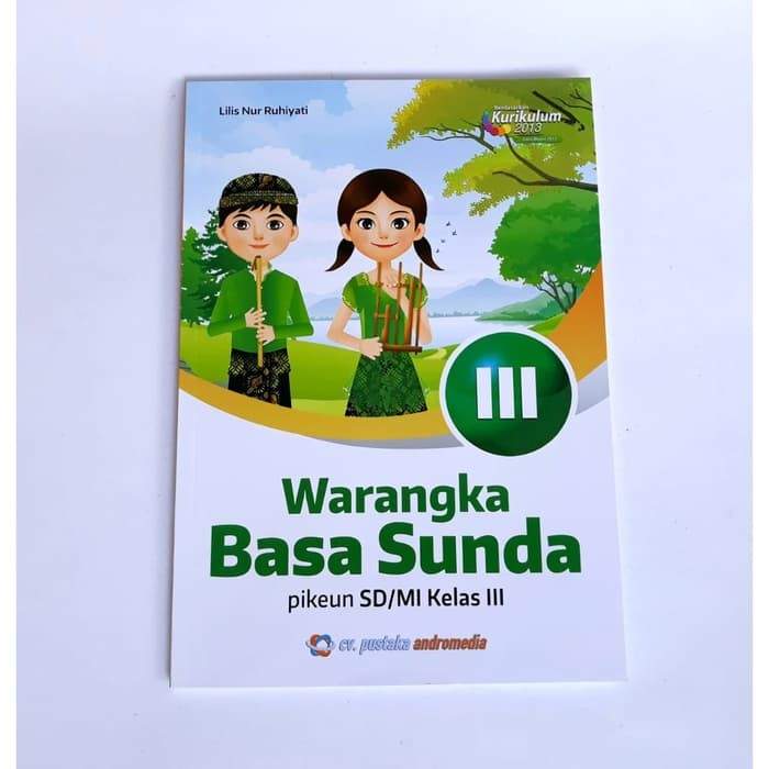 Jual Buku Kelas 3 Sd Buku Bahasa Sunda Kelas 3 Warangka Basa Sunda Sd Jakarta Barat Patrick3 Tokopedia