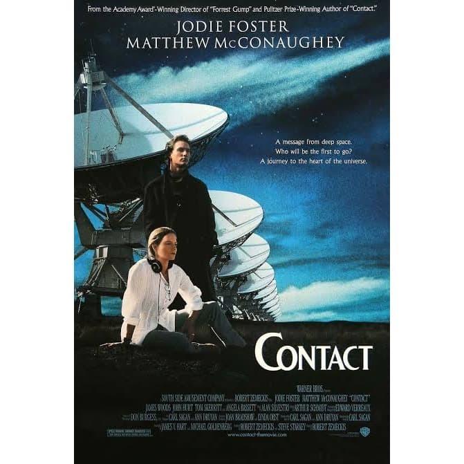 Jual Dvd Film Contact 1997 Kab Karawang Dvd Movie Update Tokopedia