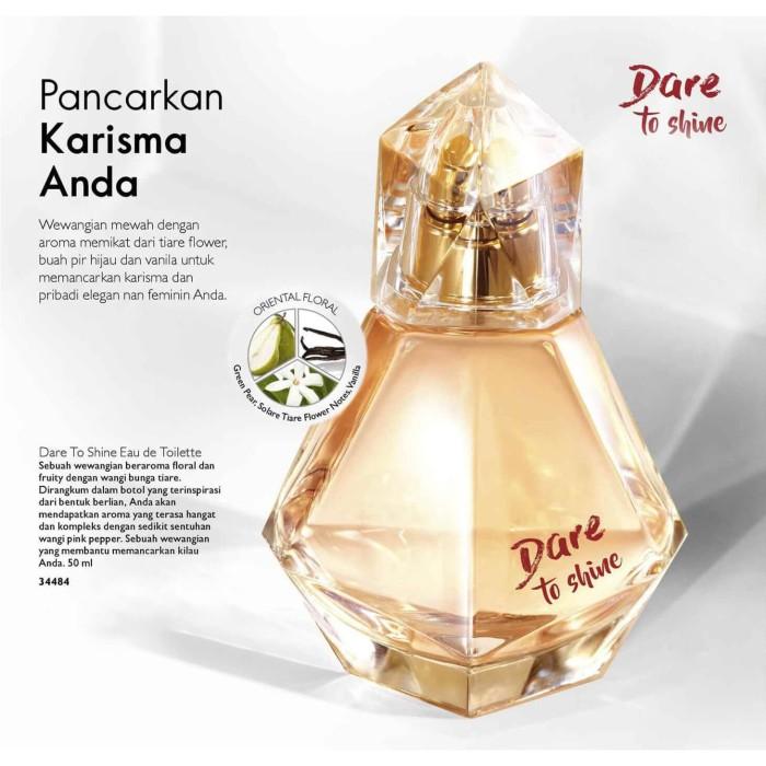 Jual Dare To Shine Eau De Toilette Parfum Wanita 34484 Kota Semarang Novaqa Tokopedia