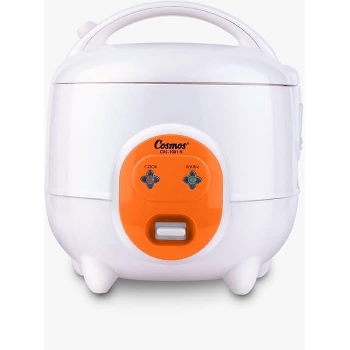 Foto Produk COSMOS Rice Cooker Harmond 0.6 Liter CRJ-1001 dari UTAMA_ELECTRONIC