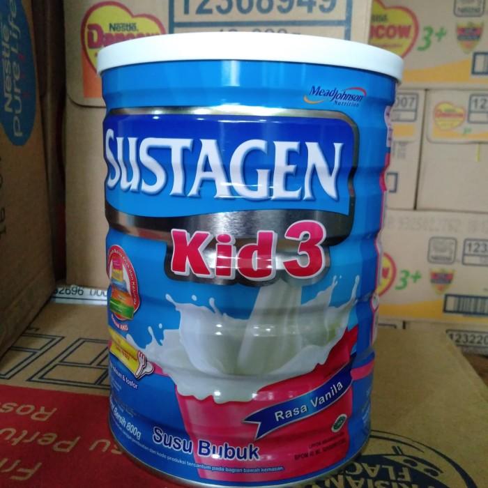 Foto Produk susu sustagen kid 3 vanila 800gr dari baby susu
