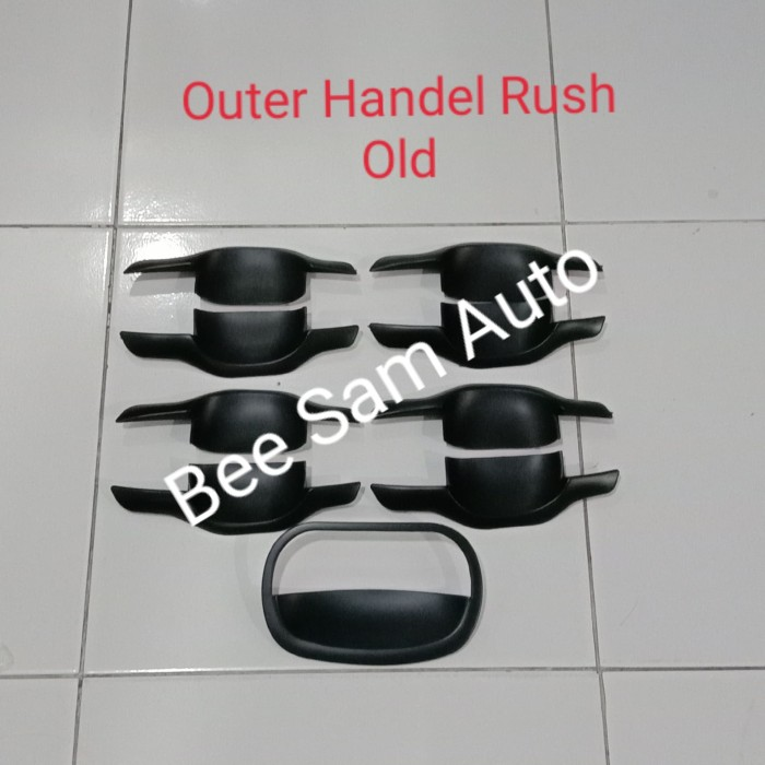 Foto Produk Outer Handel Rush Old Hitam dari Bee Sam auto