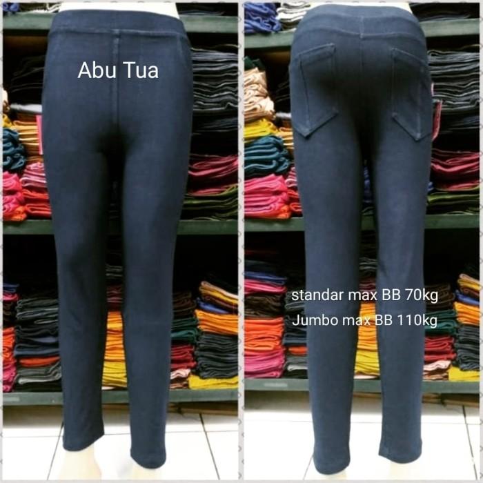 Jual Celana Legging Levis Wanita Denim Polos Tebal Adem Banyak Warna Merah Jumbo Kota Depok Rora Blessing Shop Tokopedia