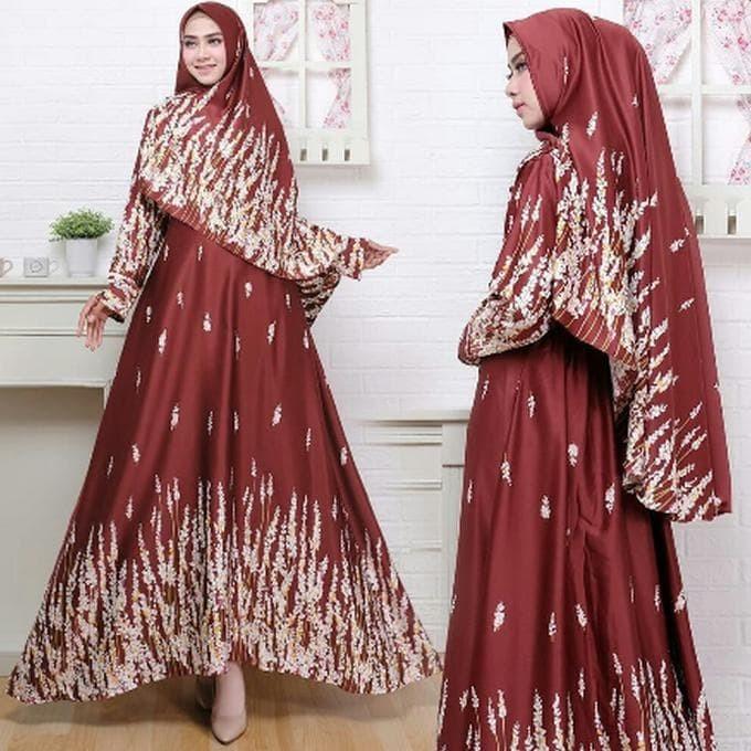 Jual Ramoza Baju Gamis Wanita Long Dress Muslimah Maxi Dress Baju Muslim Jakarta Barat Sucianggraini2286 Tokopedia