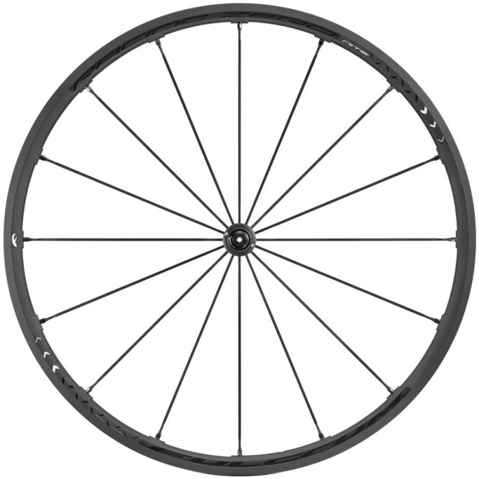 Fulcrum Racing Zero Nite Front Clincher Rim No Labels