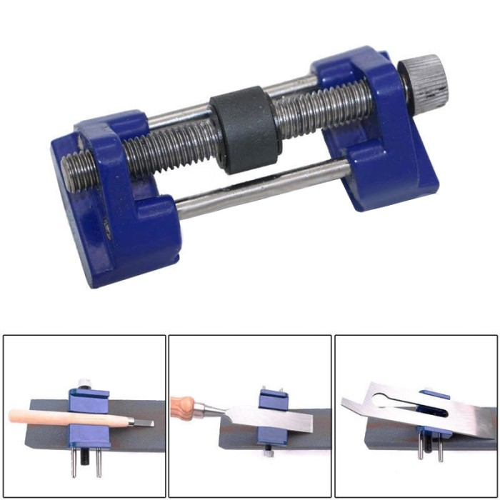 Multi-Function Honing Guide Jig for Sharpening System Chisel Plane Iron Planer