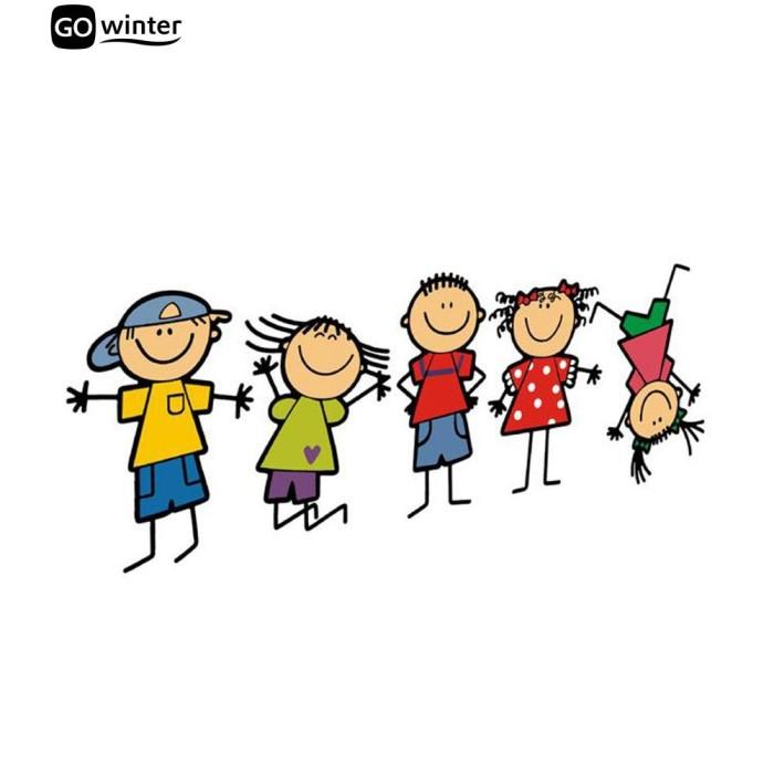 Jual New Stiker Dinding Motif Kartun Anak Laki Laki Perempuan Untuk Jakarta Barat Suka Suka 25 Tokopedia