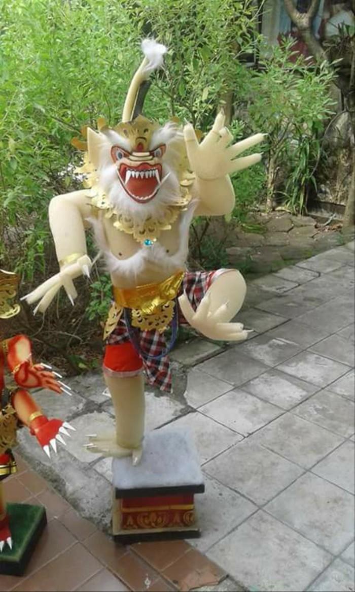 Jual Ogoh Ogoh Hanuman Spoon 2 Kota Denpasar Alicahaya457