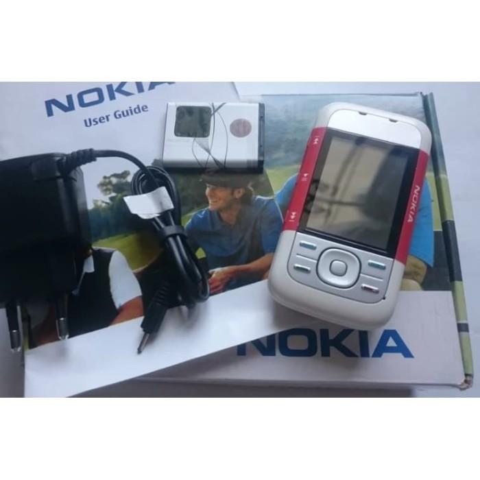 Foto Produk [Promo] Nokia 5300 Xpressmusic / Xpress Music Black   Nokia Jadul Ori dari ADELINA MALL