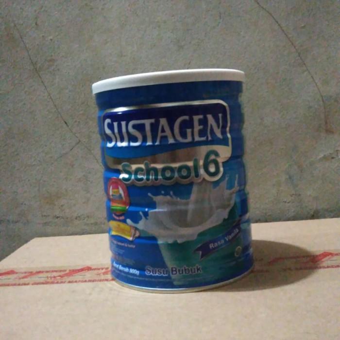 Foto Produk susu sustagen school 6 rasa vanilla 800gr dari baby susu