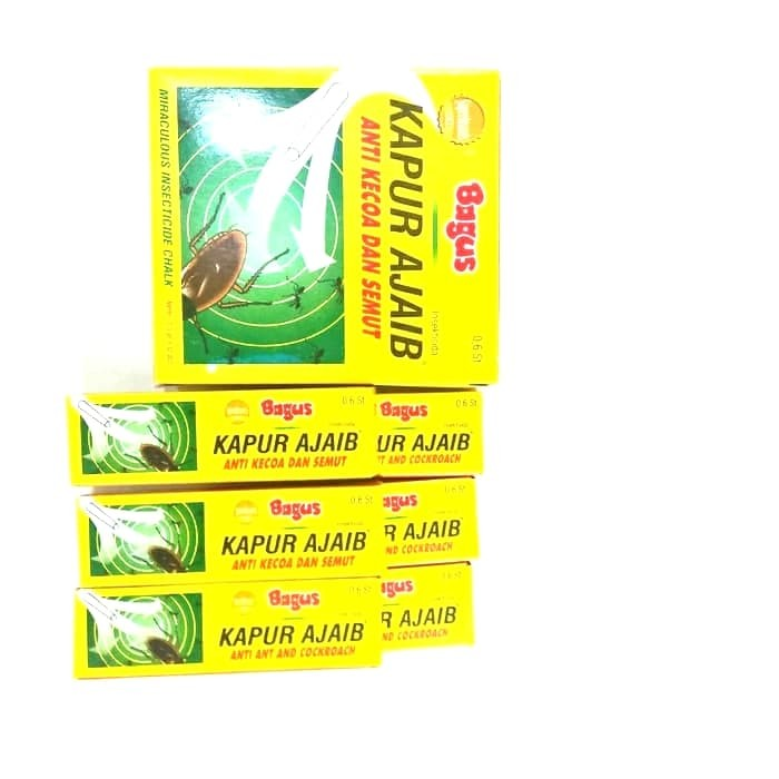 Foto Produk kapur pembasmi semut dan kecoa. dari UD.ani 354