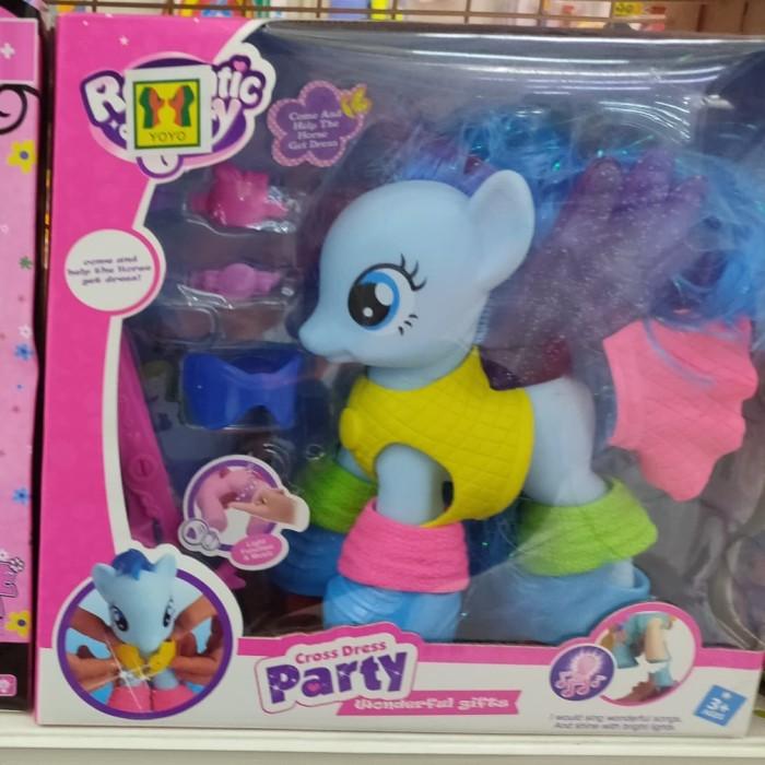 Jual Mainan Little Pony Set Cantik Jakarta Barat Dji Drone Tokopedia