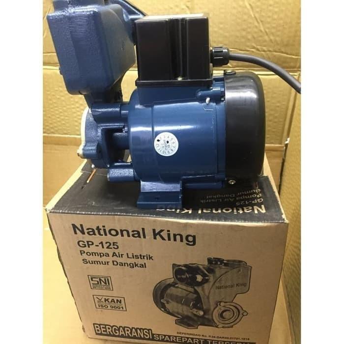 Jual Pompa Air/ Mesin pompa pendorong air NATIONAL KING GP ...