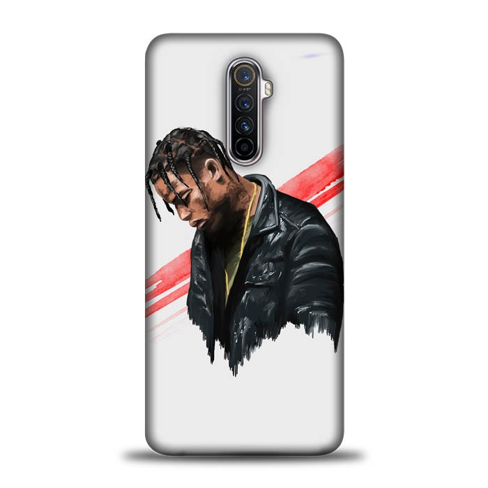 Jual Hardcase Realme X2 Pro Travis Scott Artist Jacket E1011