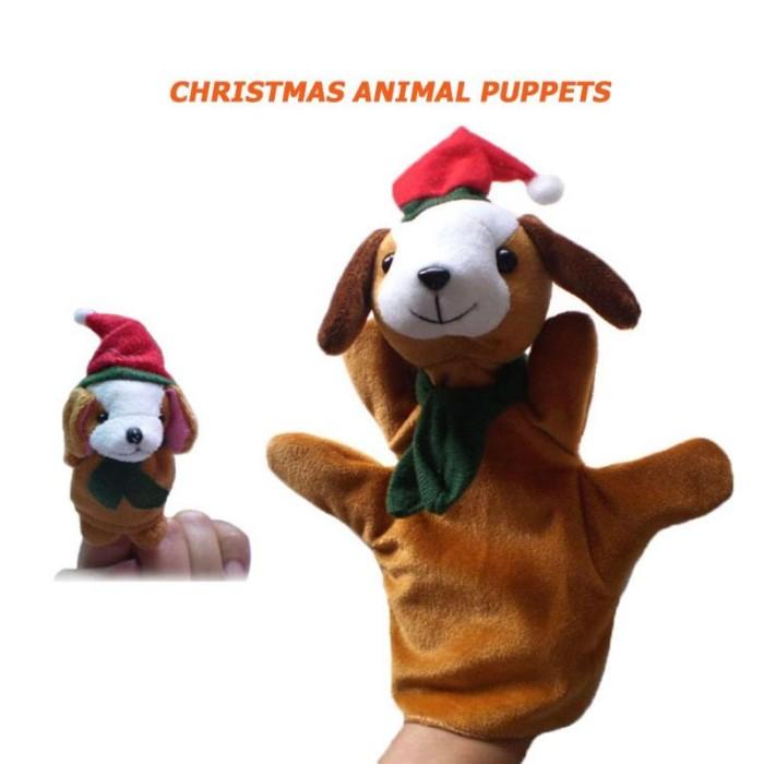 This Is Fine Dog Stuffed Animal, Jual 2pcs Cute Christmas Kids Hand Glove Puppet Finger Plush Toys Fine Plus Kota Tangerang Selatan Zinan Shops Tokopedia
