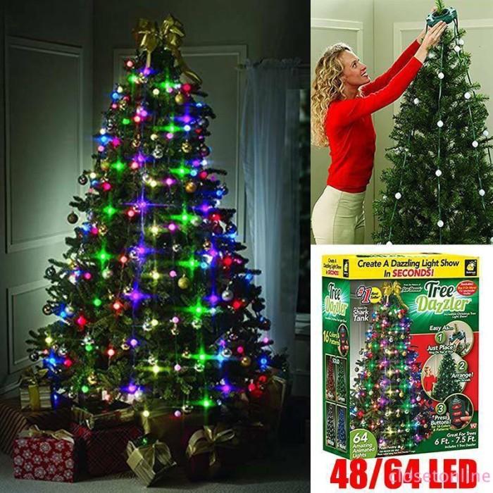 Tree Lights Led Dazzler Christmas