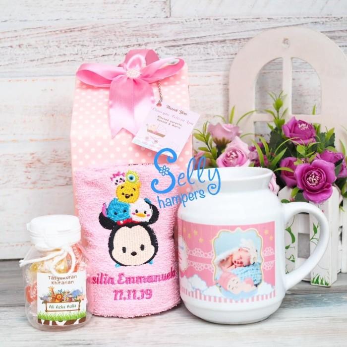 Jual Souvenir Baby Born Hampers One Month Jakarta Barat Selly Hampers Tokopedia