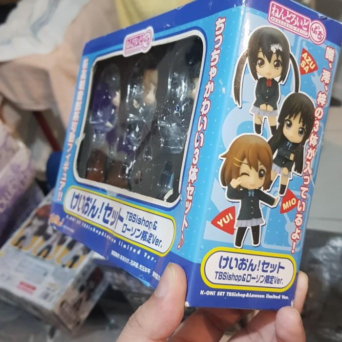WINTER SALE Authentic Rare Lucky Star Nendoroid Petite Figure Selection