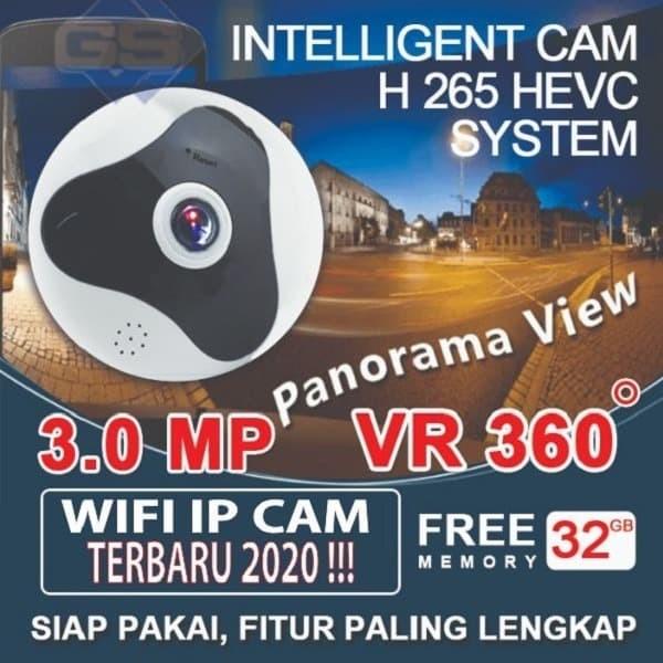 Jual BABY CAM / KAMERA CCTV / 360 PANORAMA TERMURAH