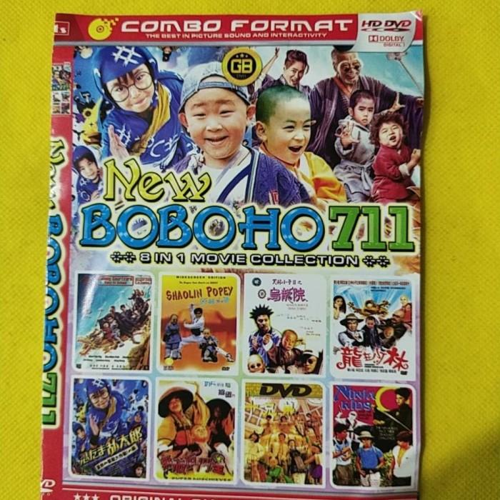 Foto Produk Kaset DVD film New Boboho 8 in 1 Movie collection dari FRIENDSTOREEE