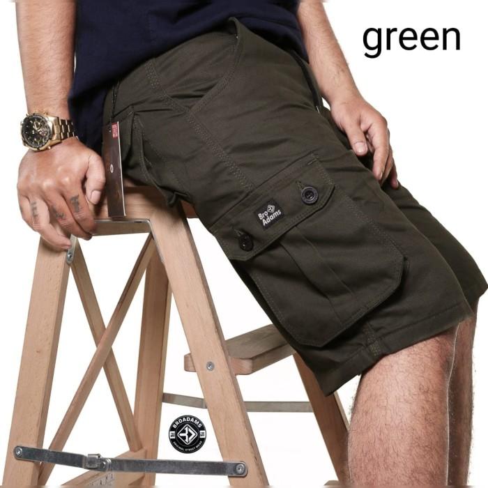 Foto Produk celana pria cargo pendek model terbaru dari majerstore
