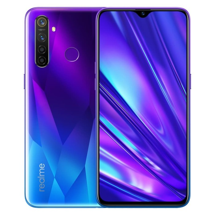 Jual Realme 5 Pro Ram 8 128 Gb Sparkling Blue Jakarta Selatan Your Gadget Id Tokopedia