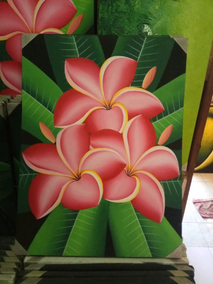 Jual Lukisan Bunga Kamboja Merah Bali Kota Denpasar Farestajaya356 Tokopedia
