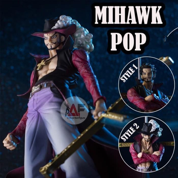 Foto Produk Dracule Mihawk series POP DX action figure one piece dari IndoActionFigure