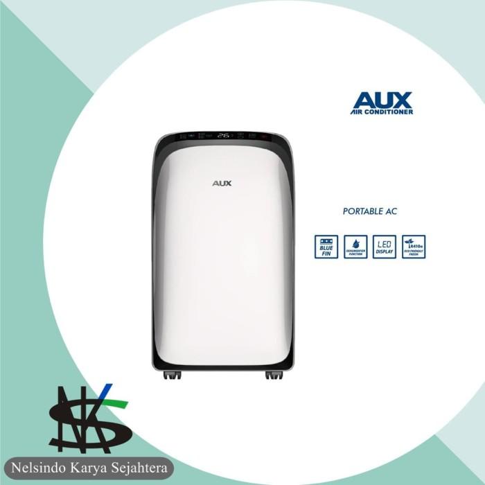 Foto Produk AC Aux Portable 1,5PK AM12A4/LR1 dari Nelsindo Karya Sejahtera