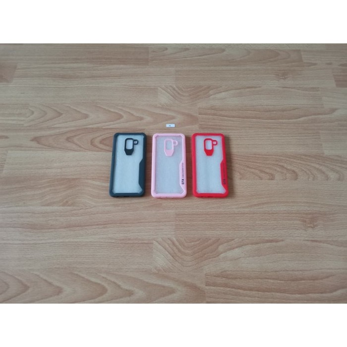 Foto Produk Fuze Case Acrylic GTA - Samsung Galaxy A8 (2018) / A530 dari Golden Rabbit Acc