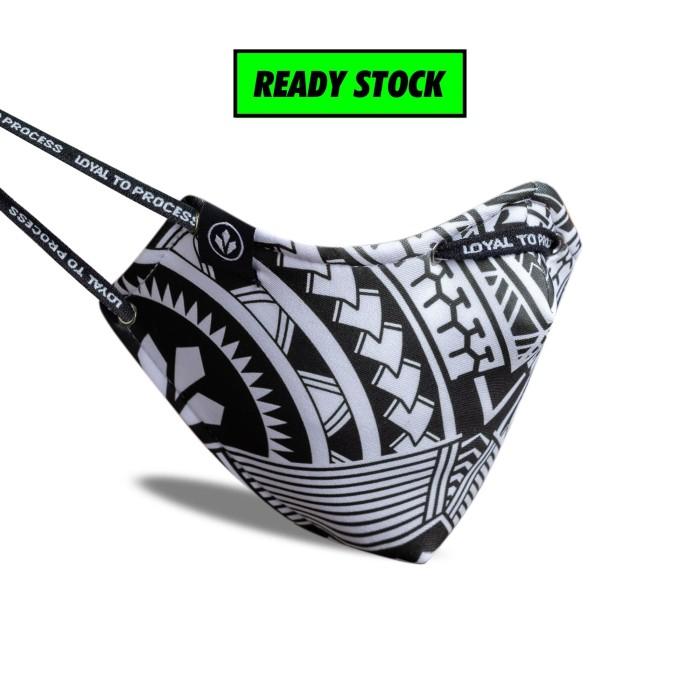 Foto Produk StayCool - [Pre-Order] Masker Non Medis Aztec dari StayCool Official