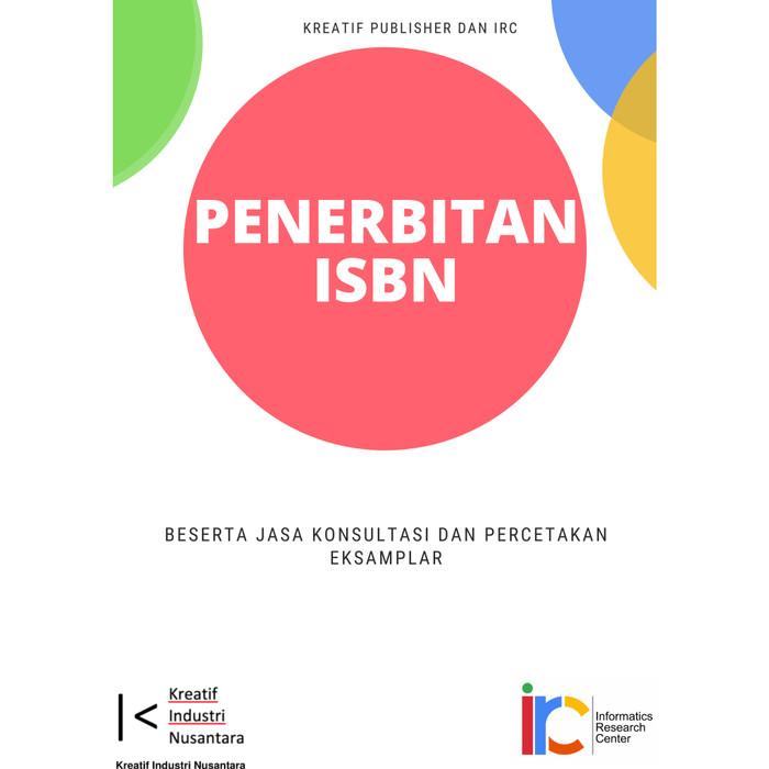 Foto Produk Penerbitan Buku ISBN dengan percetakan, Cover dan Konsultasi dari Informatics Research