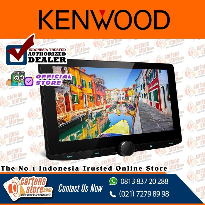 Foto Produk Kenwood DMX 9720XS Original INDONESIA by Cartens Store dari Cartens Store