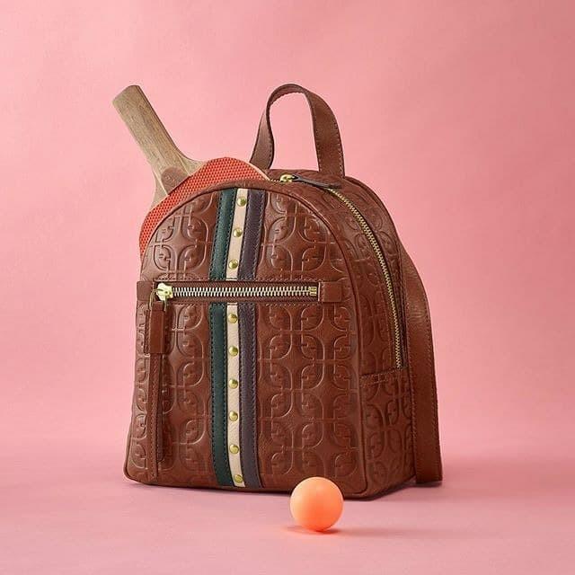 Foto Produk Fossil megan backpack leather dari Laristie
