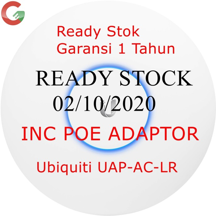 Jual Ubiquiti UniFI UAP-AC-LR (Ready Stock) - Kab ...