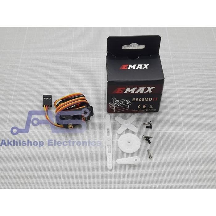 Foto Produk EMAX ES08MD Mini Digital Metal Servo dari akhi_shop