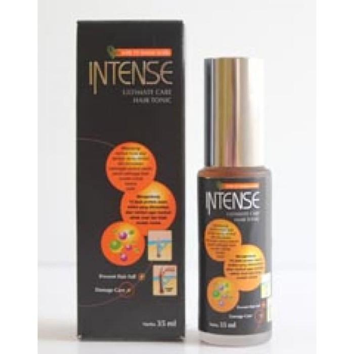 Foto Produk Intense Hair Tonic 35 Ml / Nutrisi Rambut / Penyubur Rambut dari SQIN Beauty