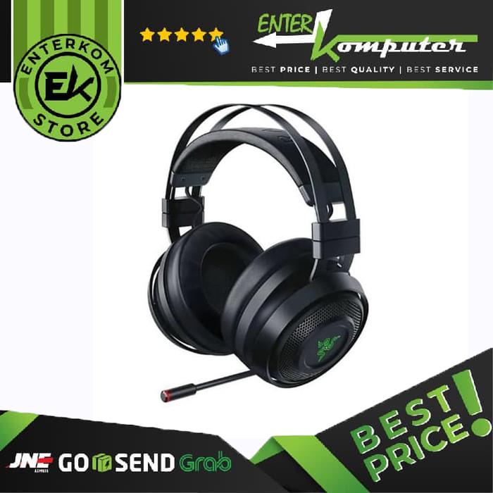 Foto Produk Razer Nari Ultimate - Wireless Gaming Headset - FRML Packaging dari Enter Komputer Official