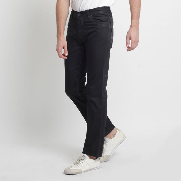 Foto Produk Papperdine 511 Onyx Regular Fit Celana Panjang Jeans Pria - 31 dari Papperdine Jeans