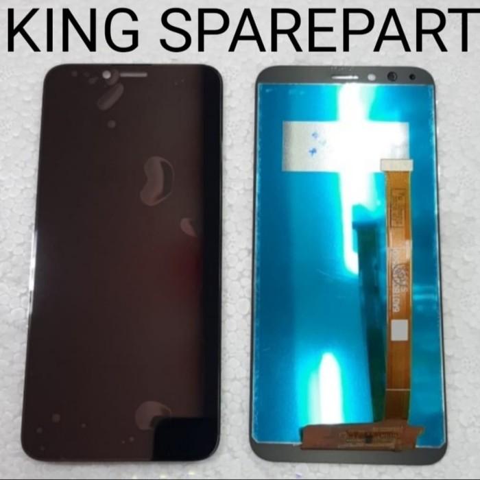 Foto Produk LCD TOUCHSCREEN LENOVO K5 PLAY ORIGINAL - Hitam dari KING sparepart