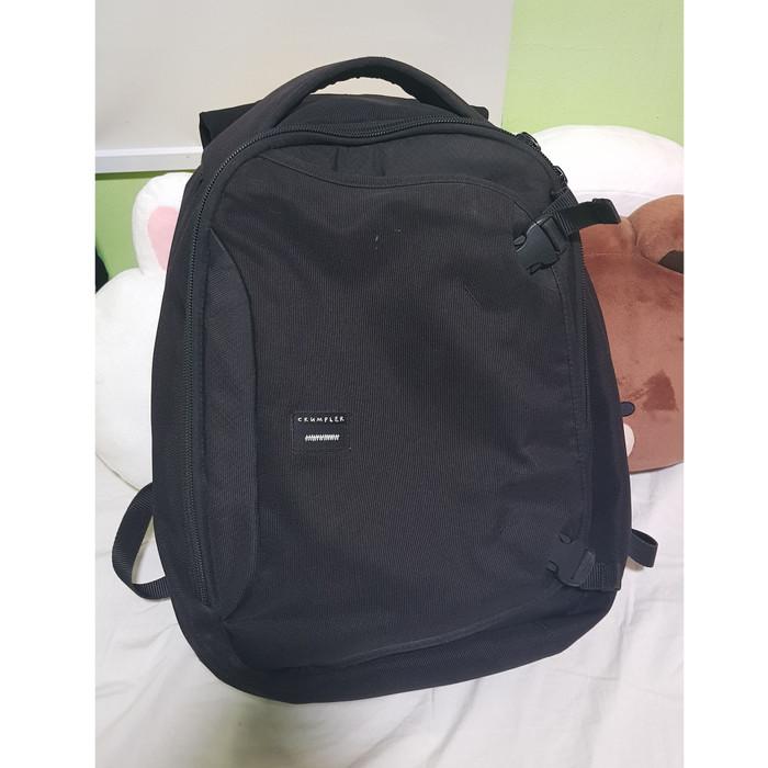 Foto Produk Crumpler Dry Red No.5 - Tas Backpack dari Jual Game Xbox