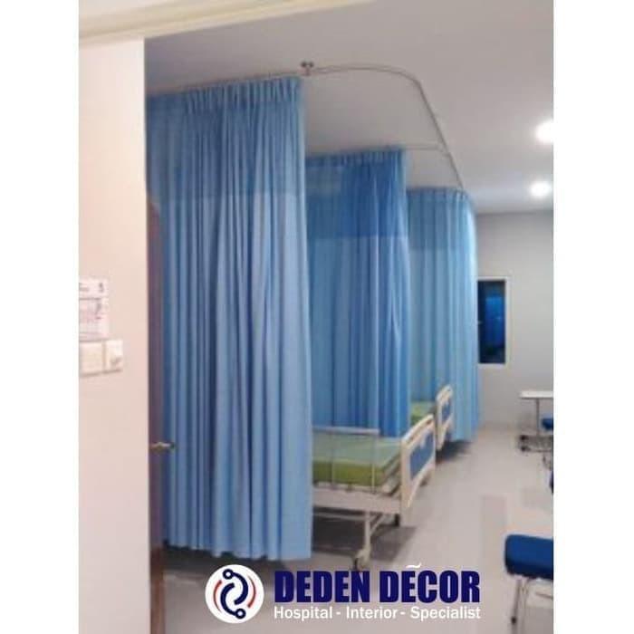Jual Deden Decor Surabaya - Gorden Rumah Sakit Anti Bakteri Dnexs - Kota  Tangerang Selatan - Deden Interior Exterior | Tokopedia