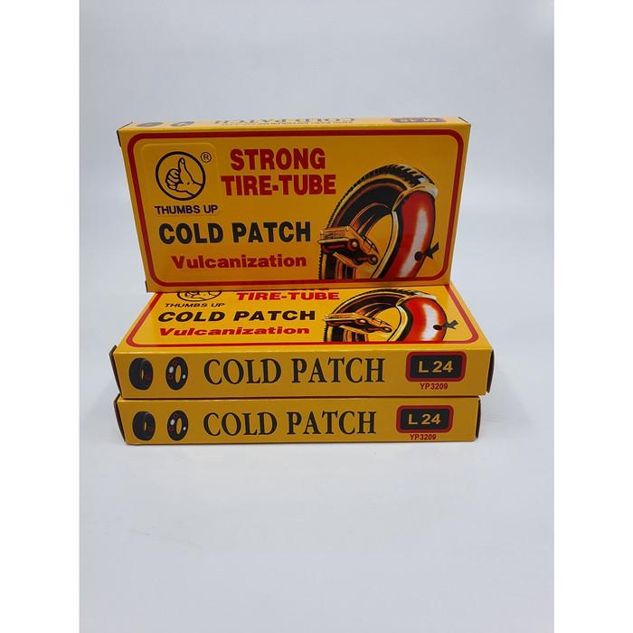 Foto Produk Cold Patch Tambal ban dari dalam Thumbs up TIP TOP M/L Tubeless tubles - L - 24 dari Bang teknik