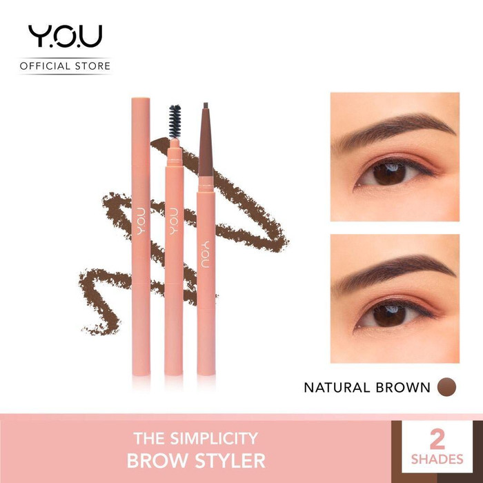 Jual You The Simplicity Brow Styler By