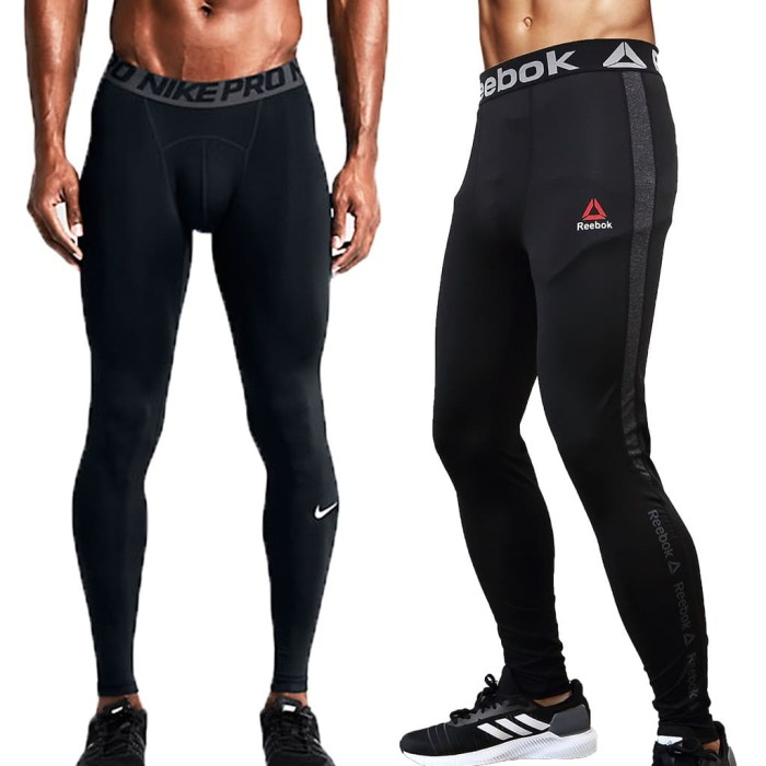 Jual Premium Celana Legging Sport Pria Panjang Cowo Gym Fitness Olahraga Go Jakarta Barat Oppa Style Shop Tokopedia