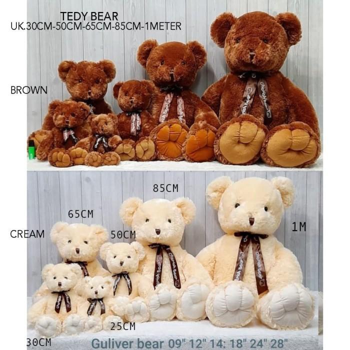 Cute Lamb Stuffed Animals, Jual Boneka Teddy Bear Gulifer Impor 50cm Jakarta Selatan Unyu Unyu Boneka Tokopedia